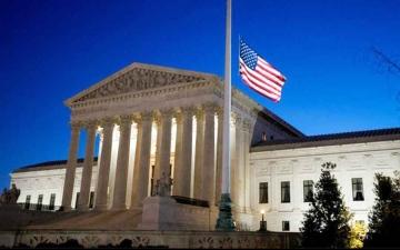 الصورة: الصورة: هزة سياسية مرتقبة بشأن المحكمة العليا في الولايات المتحدة