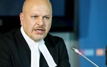 الصورة: الصورة: المدعي العام الجديد للمحكمة الجنائية الدولية يؤدي اليمين