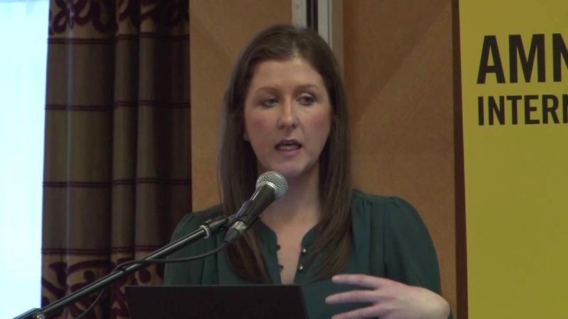 الصورة : روزاليند ماكينا - مديرة فريق بقسم التمويل في برنامج الصحة العامة لمؤسسة المجتمع المفتوح.
