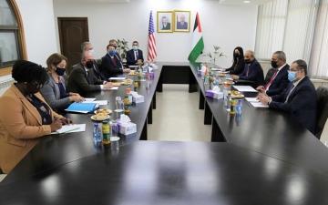 الصورة: الصورة: تفاهمات واشنطن والفلسطينيين..هل تعبّد طريق المسار السياسي؟