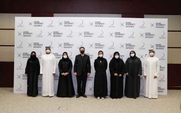 الصورة: الصورة: جامعة زايد تطلق أول برنامج بكالوريوس متداخل المناهج بالشرق الأوسط