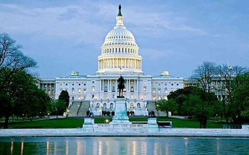 الصورة: الصورة: الكونغرس الأمريكي يعلن 19 يونيو عطلة عامة بمناسبة انتهاء العبودية