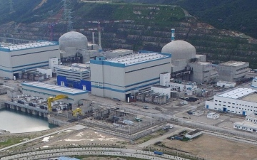 الصورة: الصورة: الصين تؤكد حدوث مشكلات في قضبان الوقود النووي بأحد المفاعلات