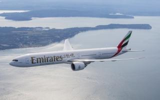 """الصورة: الصورة: """"طيران الإمارات"""" تكثّف عملياتها خلال الصيف لتلبية الطلب القوي"""