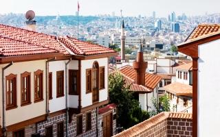 الصورة: الصورة: «فلاي دبي» تسير رحلتين أسبوعياً إلى أنقرة 29 يوليو