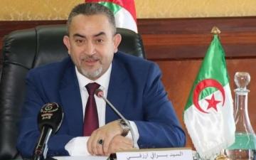 الصورة: الصورة: القضاء الجزائري يأمر بإيداع وزير المياه السابق السجن