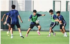 الصورة: الصورة: 23 لاعباً في قائمة منتخبنا للشباب للمشاركة في بطولة كأس العرب