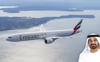 الصورة: الصورة: «طيران الإمارات» تستعيد 90 % من شبكتها الشهر المقبل
