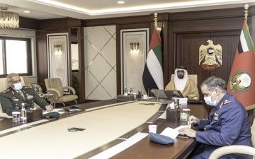 الصورة: الصورة: الإمارات تدعم جهود الحفاظ على أمن واستقرار لبنان