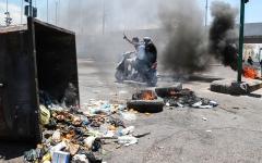 الصورة: الصورة: لبنان.. «الجلاد» و«الضحية» معاً في الشارع!