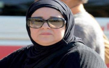 الصورة: الصورة: ختمة قرآن من محبي دلال عبد العزيز وتطورات حالتها الصحة