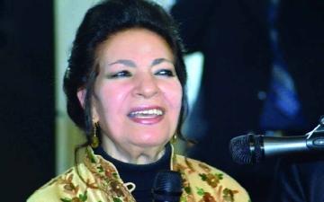 الصورة: الصورة: وفاة الشاعرة العراقية لميعة عباس عن 92 عاماً