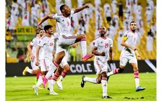 الصورة: الصورة: الإمارات والسعودية في ثالث مستوى بقرعة آسيا لمونديال 2022