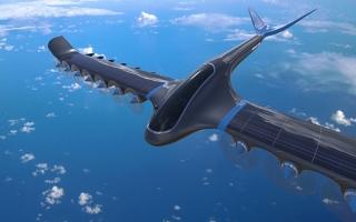 الصورة: الصورة: الطيران العالمي نحو انبعاثات كربون صفرية