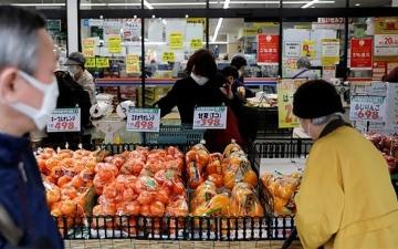 الصورة: الصورة: ارتفاع أسعار المواد الاستهلاكية في اليابان لأول مرة منذ 14 شهراً