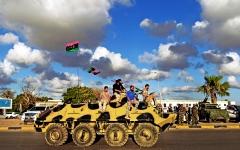 الصورة: الصورة: الجيش الليبي يبدأ معركة قطع دابر الإرهاب بالجنوب