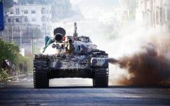 الصورة: الصورة: تجدد معارك مأرب والجوف والحوثي مستمر في تجنيد الأطفال