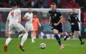 الصورة: الصورة: المنتخب الاسكتلندي يحرج نظيره الإنجليزي ويتعادل معه سلبيا في يورو 2020