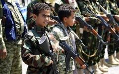 الصورة: الصورة: الأمم المتحدة تدرج الحوثي على القائمة السوداء لمنتهكي حقوق الأطفال