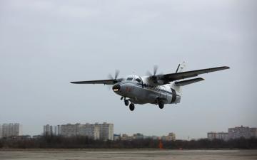 الصورة: الصورة: قتلى وجرحى في تحطم طائرة في روسيا