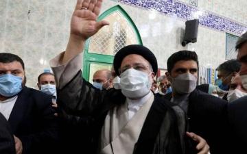 الصورة: الصورة: انتخابات إيران.. نتائج أولية ترجح فوز إبراهيم رئيسي بالرئاسة