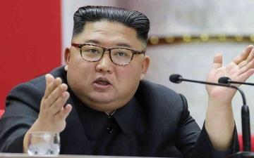 الصورة: الصورة: زعيم كوريا الشمالية يعين أعضاء جددا بالمكتب السياسي