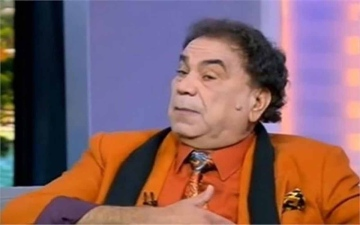 الصورة: الصورة: وفاة الفنان المصري سيد مصطفى عن 65 عاماً