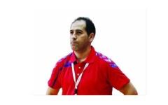 الصورة: الصورة: الجزائري رشيد شريح يقود فريق اليد في مليحة