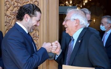 الصورة: الصورة: «الأوروبي» على خط أزمة لبنان:  الحكومة أو العقوبات