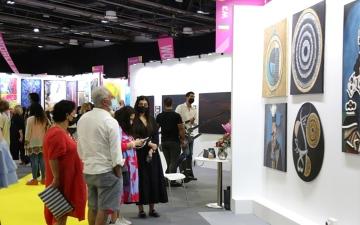 الصورة: الصورة: الصناعات الثقافية في دبي تنجح في رفد الناتج المحلي
