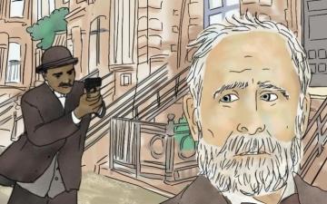 الصورة: الصورة: «خطأ جسيم» أفضل رواية أمريكية