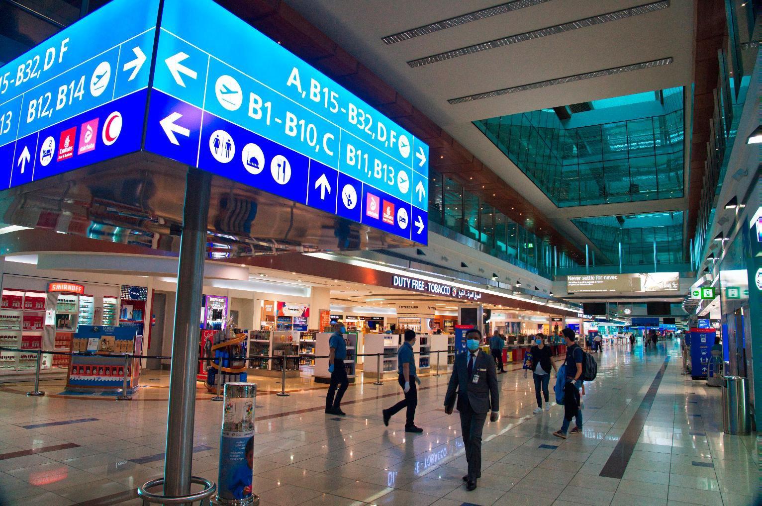 صورة مطارات دبي تعيد افتتاح المبنى رقم 1 وكونكورس D اعتبارا من 24 يونيو – الاقتصادي – اقتصاد الإمارات