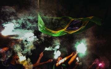 الصورة: الصورة: البرازيل بين كمّاشتي الفقر و«كورونا»