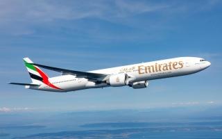 """الصورة: الصورة: تحديث من """"طيران الإمارات"""" بشأن رحلاتها من الهند إلى دبي"""