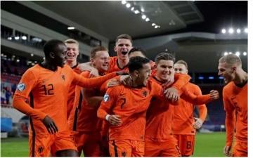 الصورة: الصورة: موعد مباراة هولندا ومقدونيا الشمالية «يورو 2020»