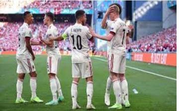 الصورة: الصورة: موعد مباراة بلجيكا وفنلندا في «يورو 2020»