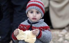 الصورة: الصورة: في يوم اللاجئين.. «منورين» كلمة سر علاقة السوريين والمصريين