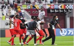 الصورة: الصورة: مدرب السودان يتطلع لمباريات كأس العرب