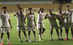 الصورة: الصورة: الإمارات تفوز على جيبوتي بثمانية في افتتاحية كأس العرب للشباب