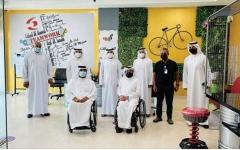 الصورة: الصورة: تعاون بين «ورشة حكومة دبي» و«دبي لأصحاب الهمم»