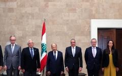 الصورة: الصورة: أوروبا تحذّر: لبنان بحاجة إلى قبطان ينقذه من الغرق