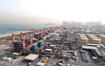 الصورة: الصورة: 490 مليون جالون يومياً إنتاج «كهرباء دبي» من المياه المحلاة