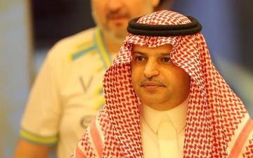 الصورة: الصورة: رئيس النصر السعودي: لدينا 45 بطولة نقية ومرحباً بالتوثيق