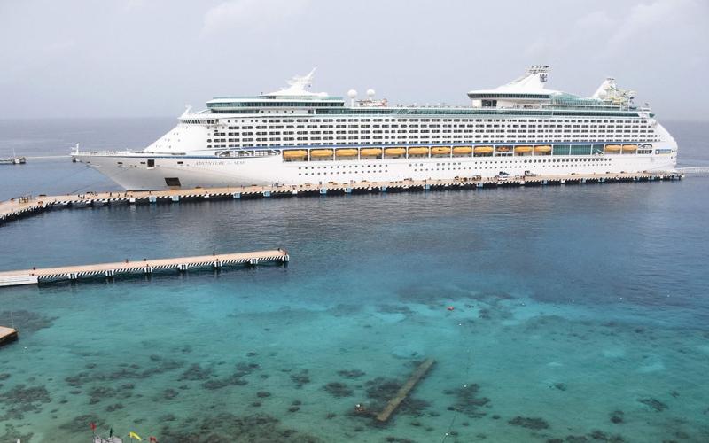 الصورة: الصورة: انطلاق أول رحلة سياحية بحرية من أمريكا لأول مرة منذ 15 شهراً
