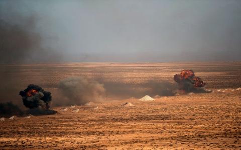 الصورة: الصورة: تونس تسجل 122 حريقاً خلال 24 ساعة