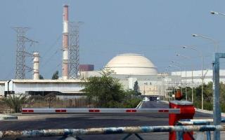 الصورة: الصورة: عطل تقني يغلق محطة بوشهر للطاقة النووية في إيران