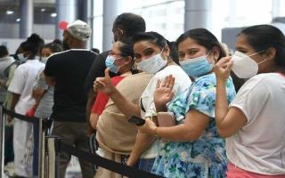 الصورة: الصورة: الكويت: لا دخول للعمالة المنزلية إلا بعد تلقي جرعتين من اللقاح