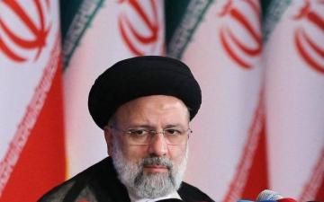 الصورة: الصورة: رئيسي: سياسة إيران الخارجية لن تتقيد بالاتفاق النووي