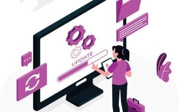 الصورة: الصورة: 67 % من موظفي الإمارات يتجاوزون تحديث البرمجيات وأنظمة التشغيل