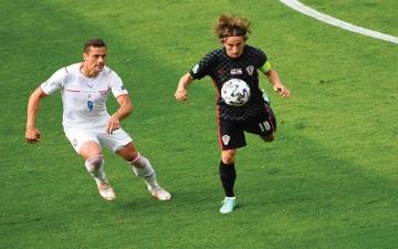 الصورة: الصورة: موعد مباراة كرواتيا وإسكتلندا في «يورو 2020»